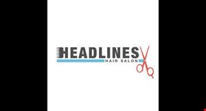 Headlines Hair Salon logo