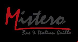 Mistero Restaurant logo