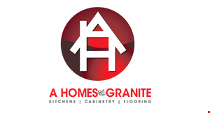 A HOMES & GRANITE logo
