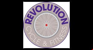 Revolution Cycle & Fitness logo