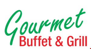 Gourmet Buffet and Grille logo