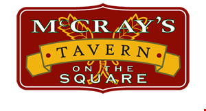 McCray's Tavern on the Square logo