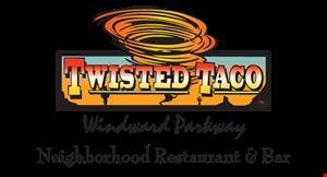 Twisted Taco Windward logo