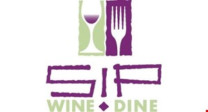Sip Wine logo