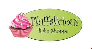 Fluffalicious Bake Shoppe logo