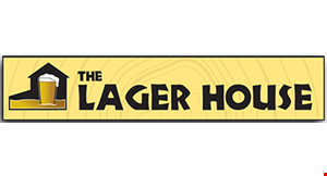 The Lager House logo