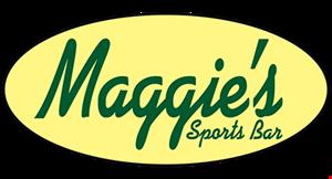 Maggie's Sports Bar logo