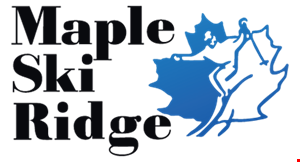 Maple Ski Ridge logo