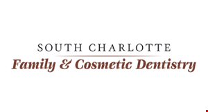 Product image for South Charlotte Family & Cosmetic Dentistry $69 New Patient Exam & Full X-Rays