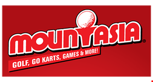 Mountasia Family Funcenter logo