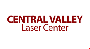 Central Valley Laser Center logo
