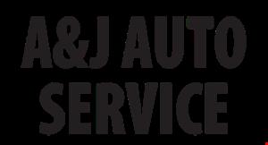 A&J Auto Service logo