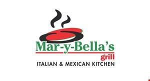Mar-Y-Bella's Grill logo