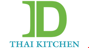 D Thai Kitchen logo