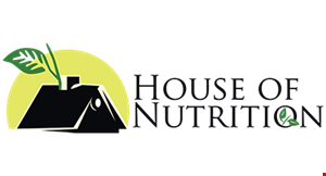House of Nutrition logo