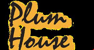 Plum House logo