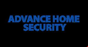 Advance Home Security logo