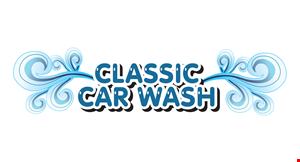 Product image for Classic Car Wash $23 Interior & Exterior Ultra Works Plus With Polybond Wax & Tire Dressing $25 VALUE.