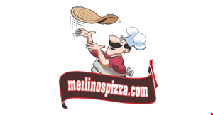 Merlino's Pizza logo