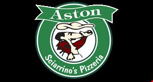 Sciarrino's Pizza logo