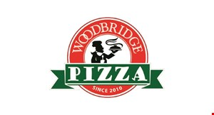 WOODBRIDGE PIZZA logo