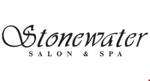 Stonewater Salon & Spa logo