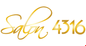 Salon 4316 logo