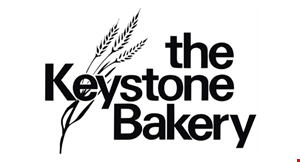 THE KEYSTONE BAKERY logo