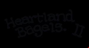 Heartland Bagels II logo
