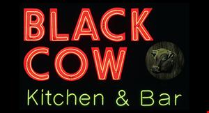 Black Cow Kitchen & Bar logo