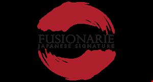 Fusionarie - Japanese Signature logo