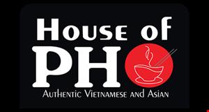 House of Pho logo