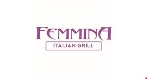 Femmina Italian Grill logo