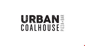 Product image for Urban Coalhouse Pizza & Bar $15 For $30 Worth Of Casual Dining