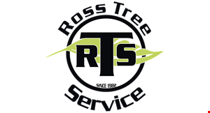 Ross Tree Service logo