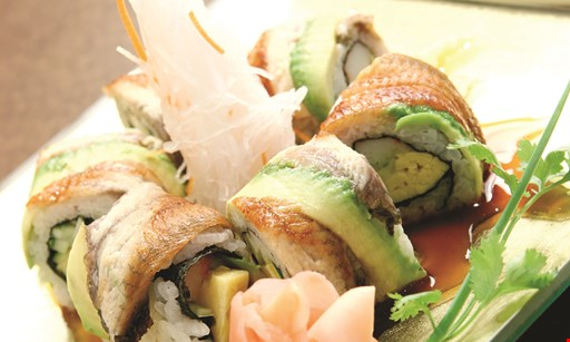 Product image for O.E.C.  Japanese Hibachi & Sushi 10% OFF of $15 or more dine in or carryout.