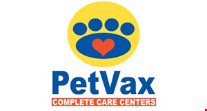 Product image for Pet Vax $107.30 Basic Package