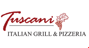 Tuscani Italian Grill & Pizzeria logo