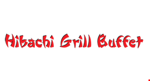 Hibachi Grill Buffet logo