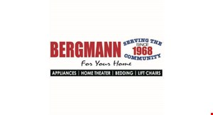 Bergmann For Your Home logo