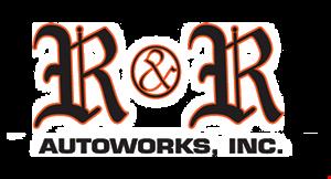 R&R Autoworks Inc logo