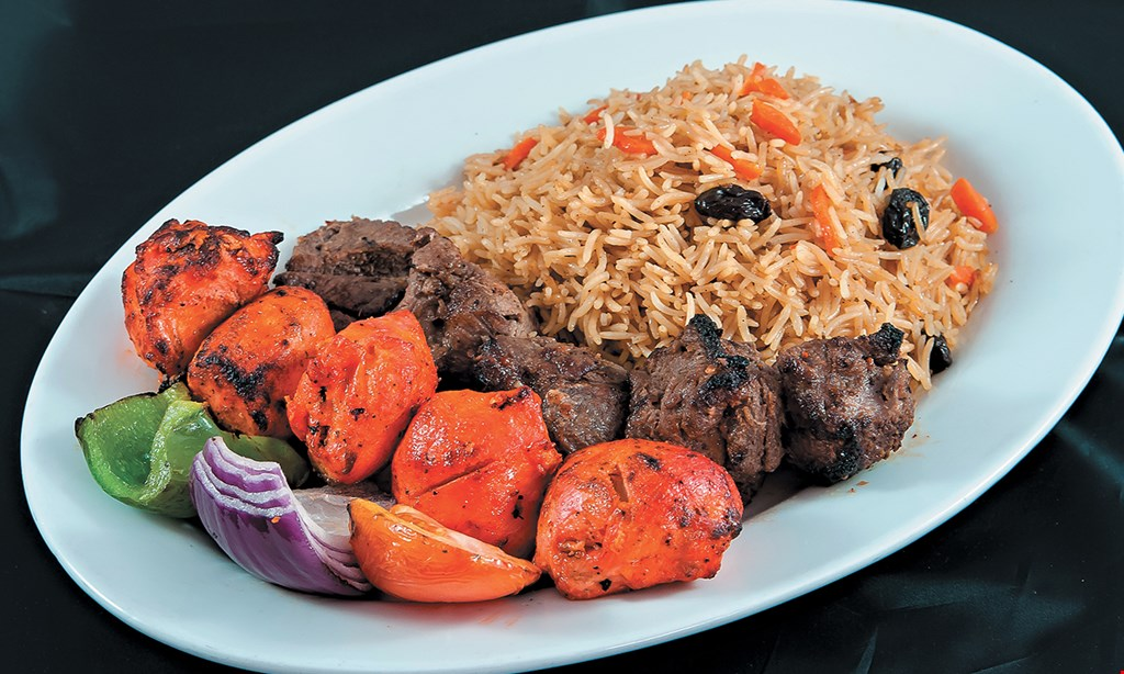 Product image for Maiwand Kabob $5 Off any purchase of 25 or more.