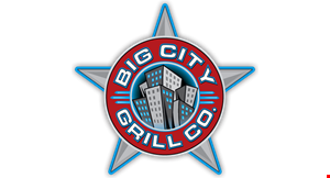 Big City Grill logo