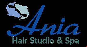 Ania Hair Studio & Spa logo