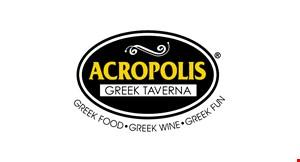 Acropolis Greek Taverna logo