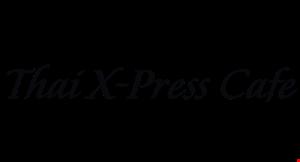 Thai X-Press Cafe logo