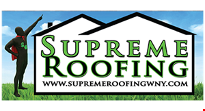 Supreme Roofing logo