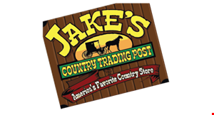 Jake's Country Store logo