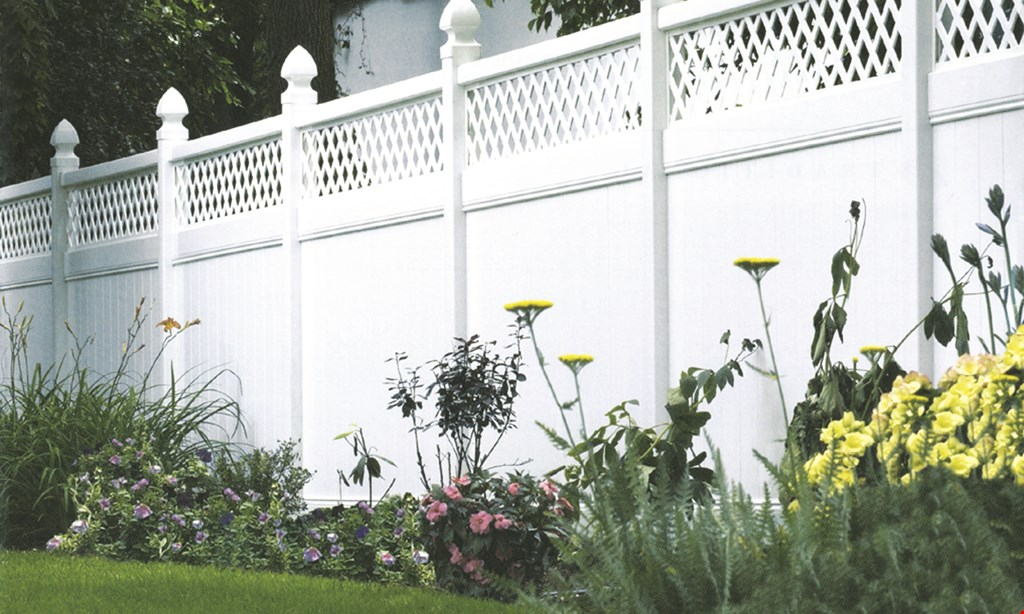 Product image for Blizzard Fences & Railings free upgrade arched or custom gate