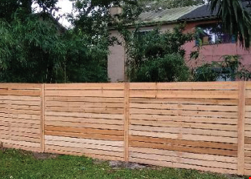 Product image for Eagerton Fence Co 1FREE 4 FT GATE with any job over 150 FTwood fences only